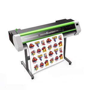 Vinyl Sticker Printing Cutting Machine