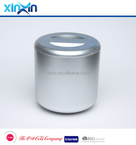 4L plastic ice bucket or promotional ice bucket