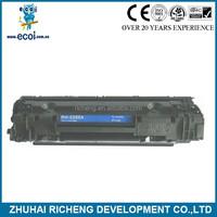 Compatible ce285a laser toner cartridge for office printer,285 toner cartridge