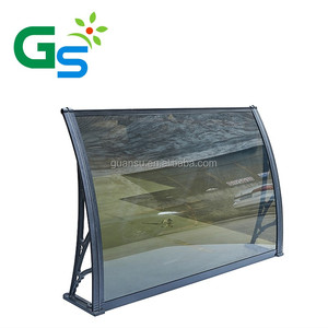 DIY awnings Polycarbonate Awning Canopies Door Entrance Awning