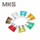 mini electrical plug colourful automatic fuse box fuses