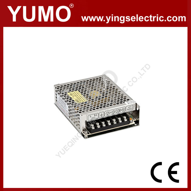 YUMO Q-120C 120W 5-15V Quad output series High efficiency power supply Switching Power Supply