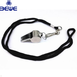 Sport Using Stainless Steel Coach Whistle
