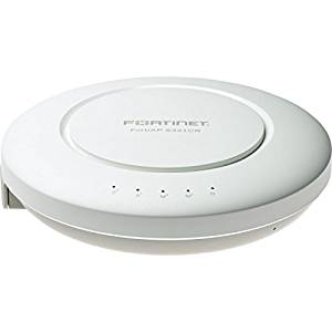Fortinet - FAP-S321CR-W - Fortinet FortiAP S321CR IEEE 802.11ac 1.30 Gbit/s Wireless Access Point - 2.40 GHz, 5 GHz - 6 x Antenna(s) - 6 x Internal Antenna(s) - 2 x Network (RJ-45) - Ceiling