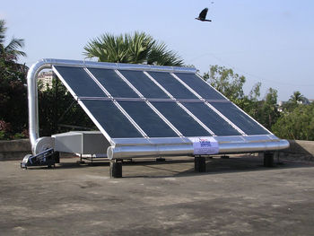 solar air heating for paddy drying Converting a clothes dryer to use solar heated attic air this system saves the energy associated with heating air for clothes drying and also the energy.