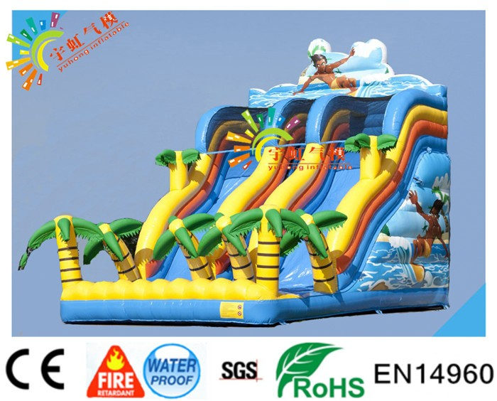 China Cheap Party Use Kids Inflatable Play Land Combos Small ...