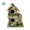 wooden craft birdhouse