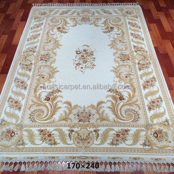 Belgium Wool Silk Carpets Rugs Persian