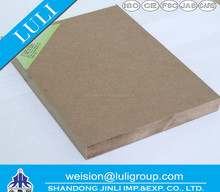 hot sell water proof carb p2 mdf price