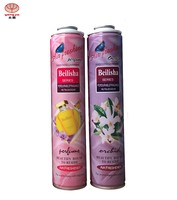 Hot sale 52mm empty aerosol tin can air freshener aerosol spray can for sale