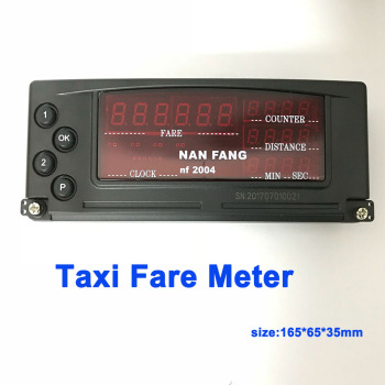cheap price taxi fare meter volume led display Smart digital Taxi Meter