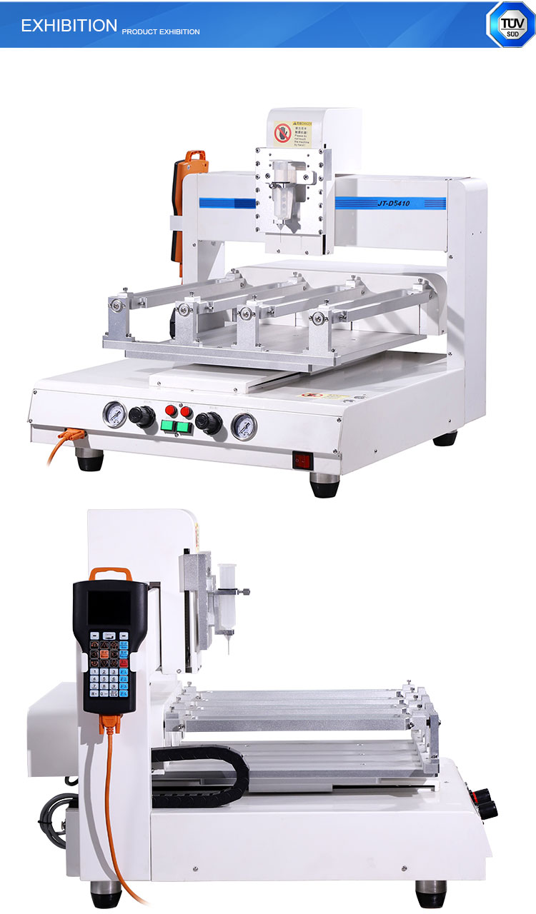 3-Axis PRO Series Automated Fluid Dispensing System Robot