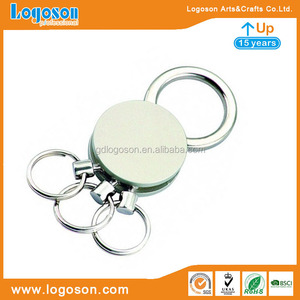 Low price design your own quality custom keychain metal keychain maker