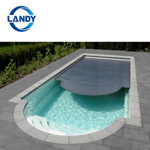 hexagon swimming pool cover bubble wrapretracting pool cover