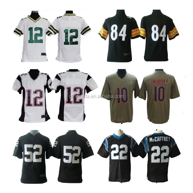 Cheap Custom Made Stiched American Football Jersey
