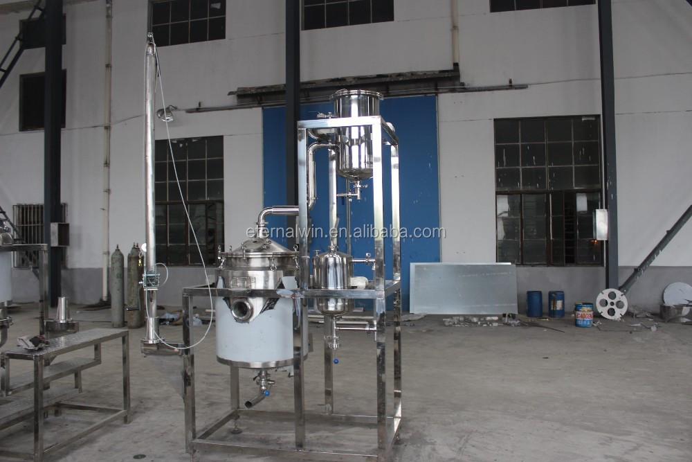 Plant Steam Distillation Lemongrass Oil Extraction Machine ...