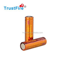 Wholesale Imr 13450 3.7V Ecig mod 13450 TrustFire 5C high discharge 550 mah battery without PCB
