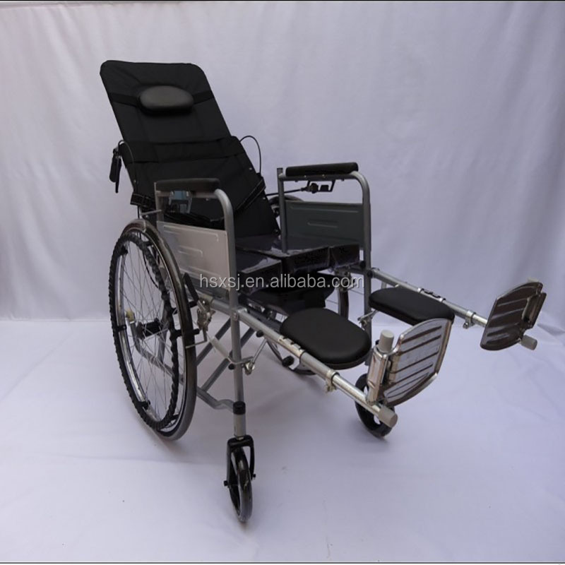 Health Care Supplies multi-angle adjustment titanium wheel chair