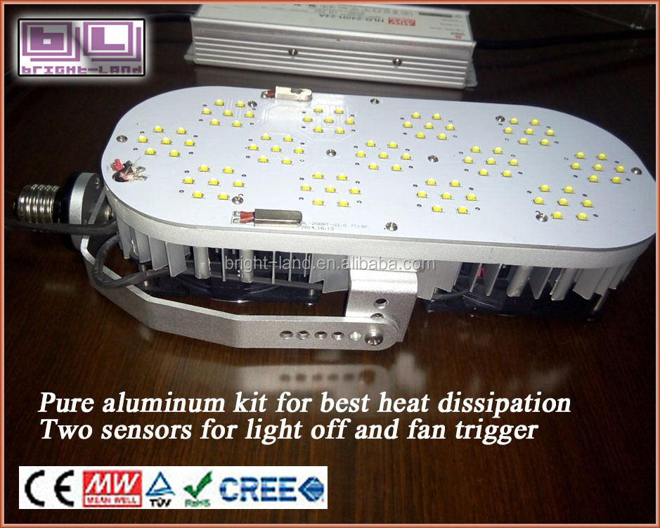 Led Retrofit Kits Flood Lights Cree Chip&meanwell Driver ...