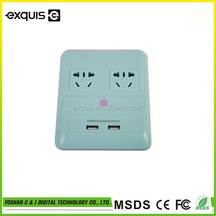 China Wholesale Market Modern Usb Wall Socket,Usb Wall Socket ...