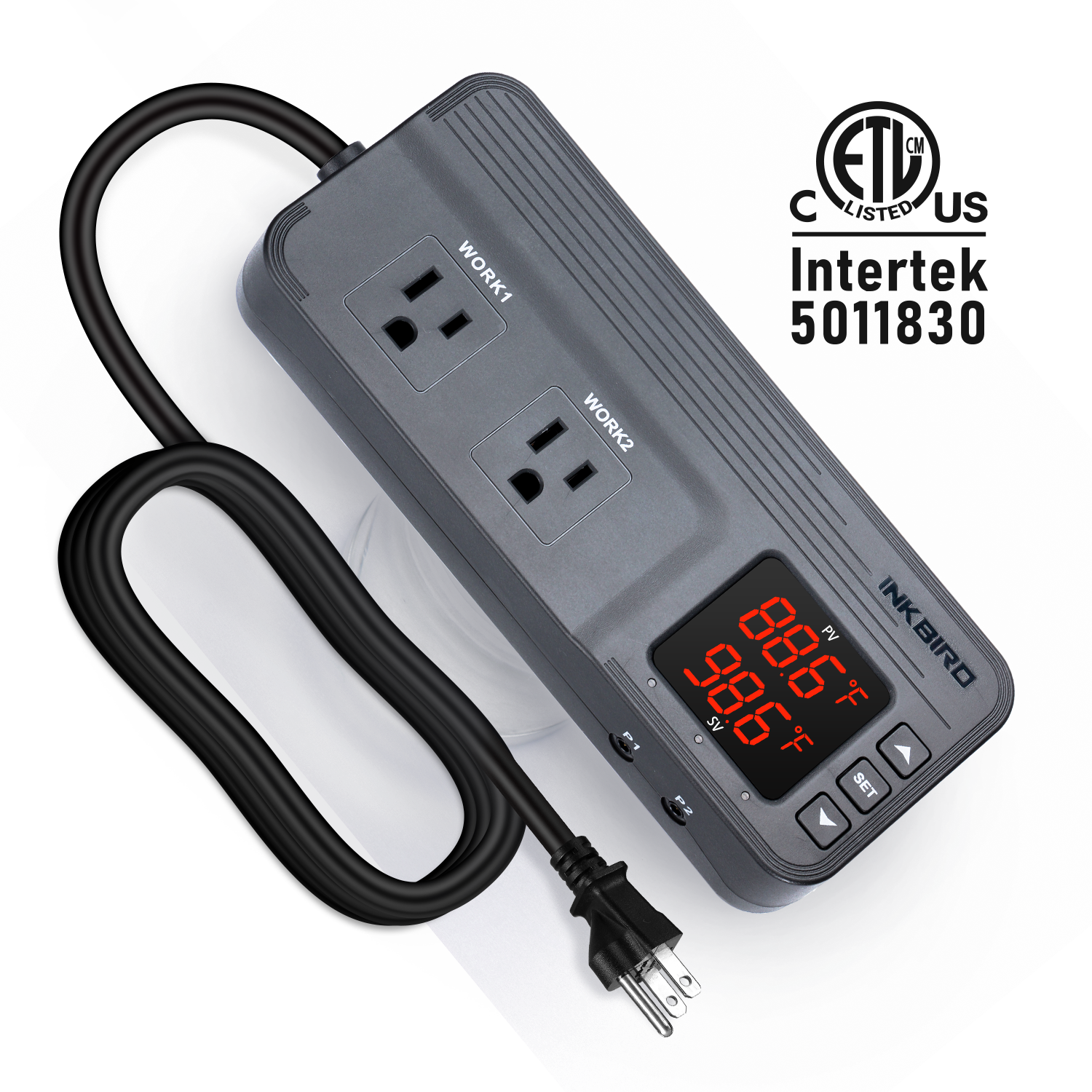 Inkbird Humidity Controller Probe ONLY Used for ITC-608T Humidistat