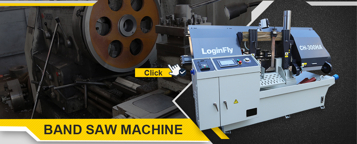Shanghai Loginfly Sawing Technology Co., Ltd. - Band Sawing Machine