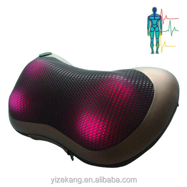 Deep Kneading Machine Massage Neck Pillow Wholesale Car Seat Neck Pillow Cushion Body Helth products