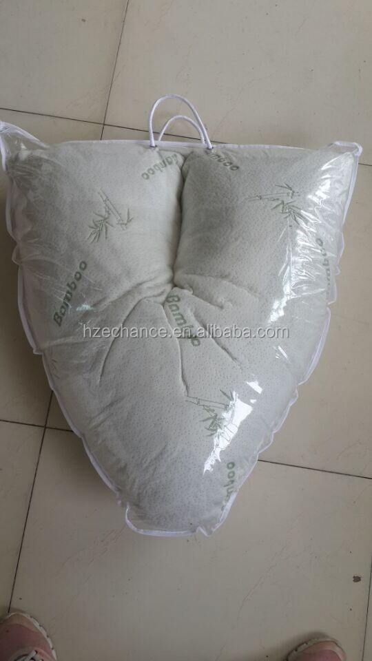 V Shaped Body Pillow Pregnancy Maternity Pillow Bamboo
