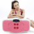 10PCS custom electric heating vibration plate foot heating electric vertical whole body crazy fit massage