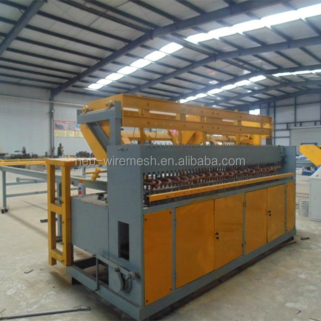 Hot sale! best price welded wire mesh fence machine (factory direct sale)