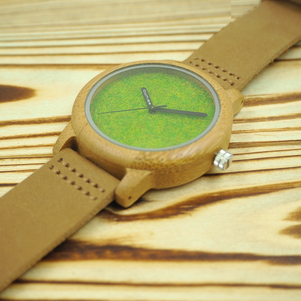automatically watches custom detail bamboo product wood band