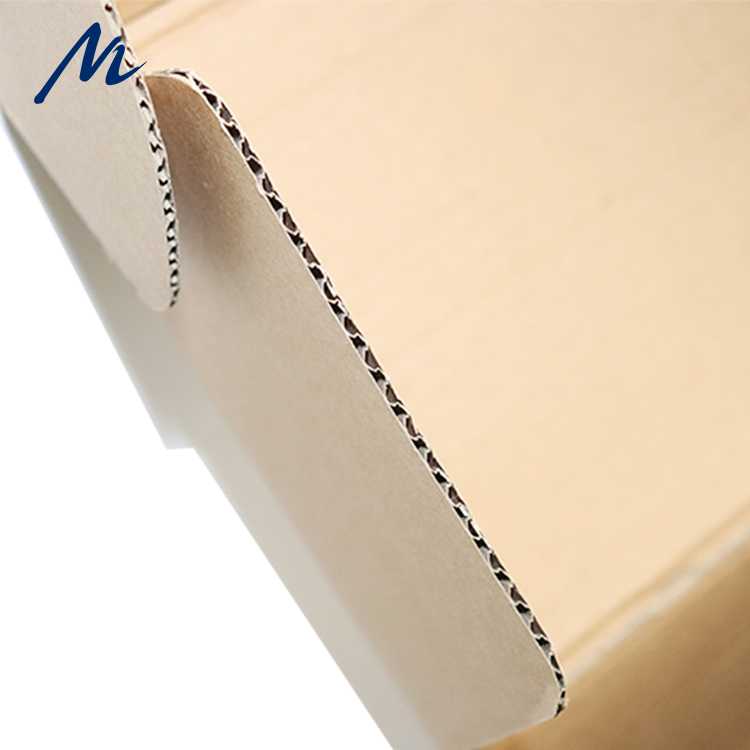 Wholesale Customized Printing Corrugated Board Mail Gift Packing Box