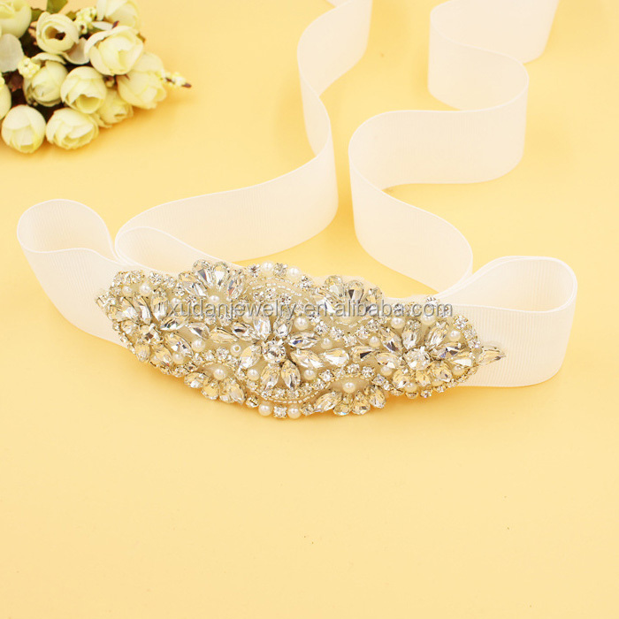 Rhinestones Crystals Wedding Belts Wedding sashes, Rhinestones Crystals Bridal Belts Bridal Sashes