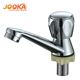 China jooka manufacturer new design handwheel bathroom sink basin faucets