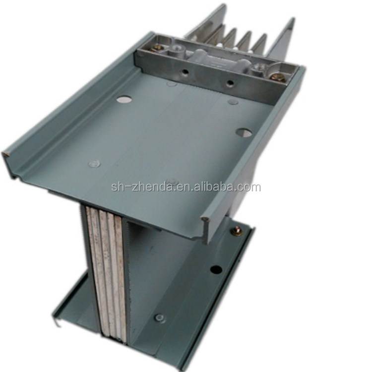 4 Pole Power Supply Aluminum Busduct