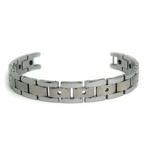 BE Jewelry Europe and the United States Simple Business Custom Design Tungsten Magnet Health Bracelet