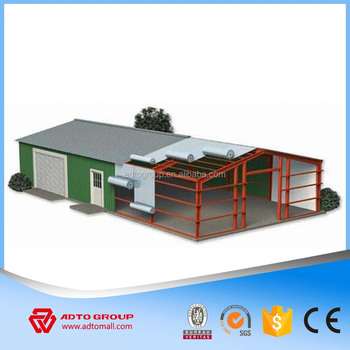 Factory Price Prefab Warehouse H Beams Steel Structural Rigid Frame ...