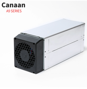 Canaan AvalonMiner 921 Bitcoin mining hardware with SHA-256 algorithm 20Th/s hashrate 1700W power consumption