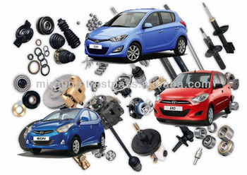Spare Parts For I10 120 And Eon Buy I10 I20 Eon Product