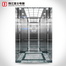 China Supplier Fuji Best choice passenger elevator lift with low price from machine manufacturers