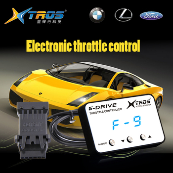 Electronic Throttle Control Car Throttle Conversion Kit Chip Tuning