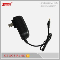 2017 Unique design portable cctv power adapter DC12V easy to maintain