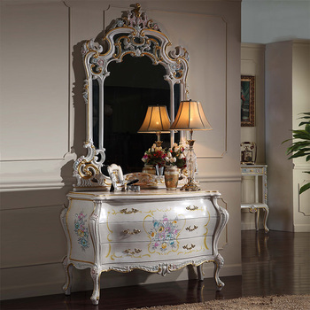 French Provincial Bedroom Furniture-french Furniture-dressing Table ...