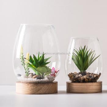 Wholesale Australia Hot Selling Cheap Glass Terrarium Diy Decor