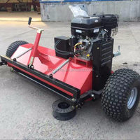 CE approved Farm equipment 22hp atv mower for sale