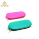 Fashional lightest silicone eye glasses pouch