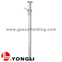 Low price of adjustable acrow props for concrete building formwork support