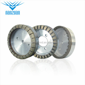 China supplier 150mm cup diamond glass cutting grinding wheel felt polishing wheels glass