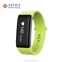 J-Style smart sports activity bracelet,smart fitness activity tracker,smartband wristband