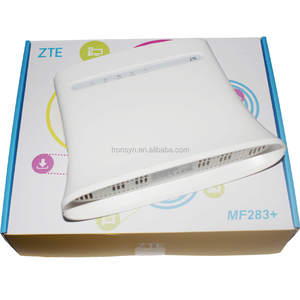 Unlock 150Mbps ZTE MF283+ CPE LTE Router WiFi 4G With Sim Card